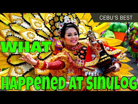 SINULOG Festival - in Honor of Santo Nino - Cebu Philippines