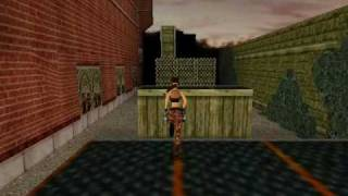 TR3 - Assault Course speedrun ***READ DESCRIPTION***