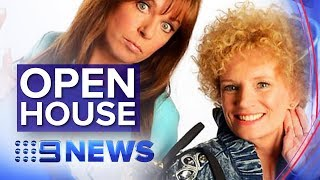Kath & Kim's famous residence open to the public for a limited time | Nine News Australia