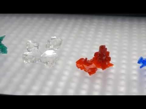 Как вырастить кристалл самостоятельно