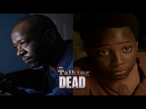 The Walking Dead Morgan And Duane Will Return Video