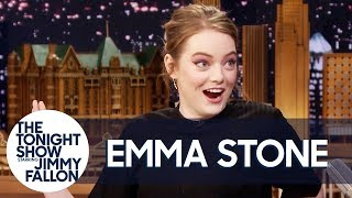 "Emma Stone Takes Buzzfeed's ""Which Spice Girl Are You?"" Quiz"