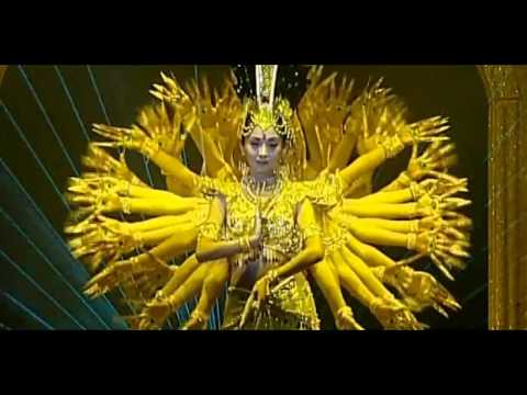This Is The Best Art Performance - From China ( Thousand-hand ~ Guan Yin ~  )
