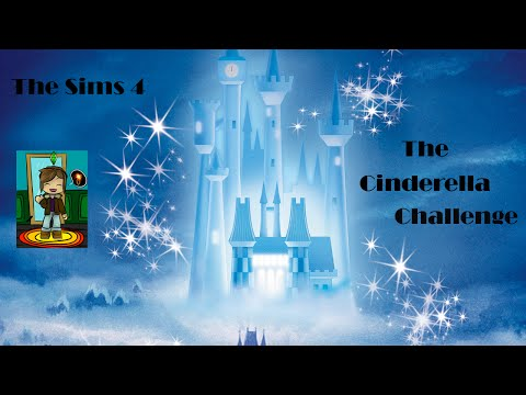 The Sims 4 - Cinderella Challenge - Intro