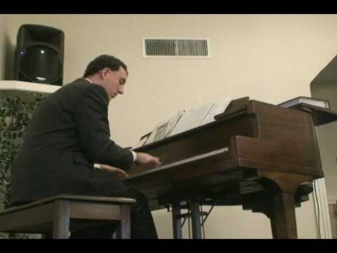 Thomas Metheney playing Classical Christmas Medley