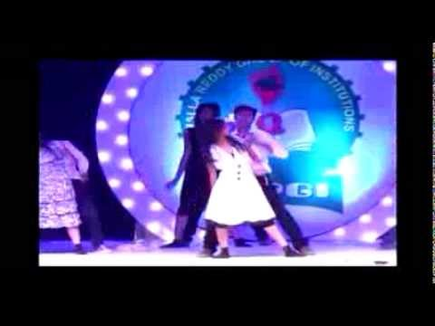 Mar Java song  MRIT 4th annual day celebrations 2012