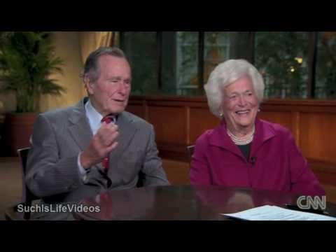 LKL - Barbara Bush Gives Her Opinion Of Sarah Palin