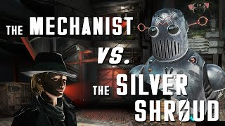 The Mechanist vs. The Silver Shroud - Automatron Ending in Fallout 4