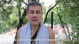 magazine naturiste Natmag 44 - Décembre 2015 - La bande-annonce #naturisme