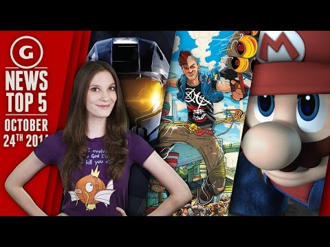 8-Player Smash Bros & Insane Assassin's Creed PC Specs! - GS News Top 5