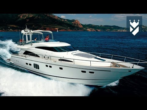 GREAT BRITISH YACHT BUILDERS - SUNSEEKER, FAIRLINE, PEARL