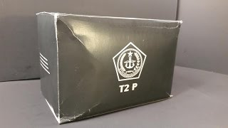 2016 Indonesian Armed Forces T2-P 24 Hour MRE Ration Pack Review Meal Ready to Eat Taste Test