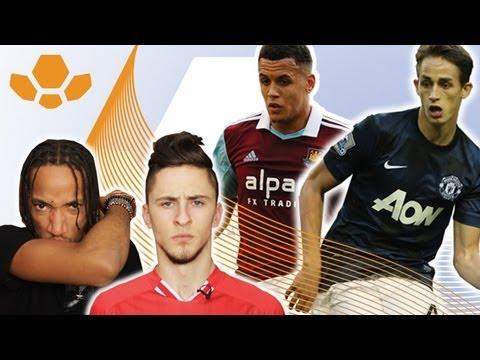Januzaj Saves United & Morrison Hammers Spurs | Comments Below