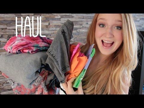 Welche Jeans passt zu meinem Po? – Haul H&M, Asos & DM