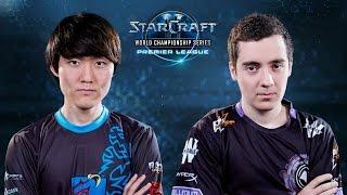 StarCraft 2 - Hydra vs. Lilbow (ZvP) - WCS Season 2 Finals 2015 - Final
