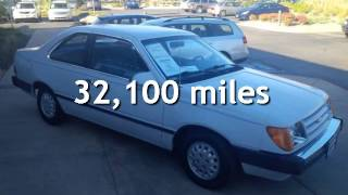 1985 Ford Tempo GL for sale in Littleton, CO