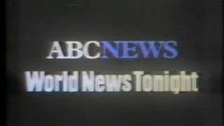 ABC World News Tonight Promos 1979