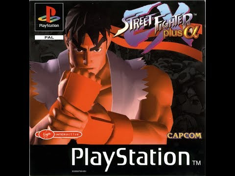 [OST] Street Fighter EX Plus Alpha