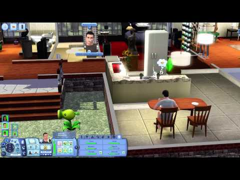 Dia de luto - The Sims 3 EP34