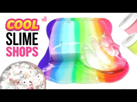 14 SATISFYING SLIME REVIEWS!!! Instagram Sellers. Big Online Shops. Toy Brands and More!