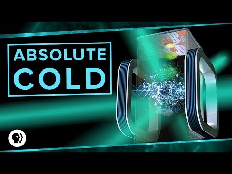 Absolute Cold   Space Time