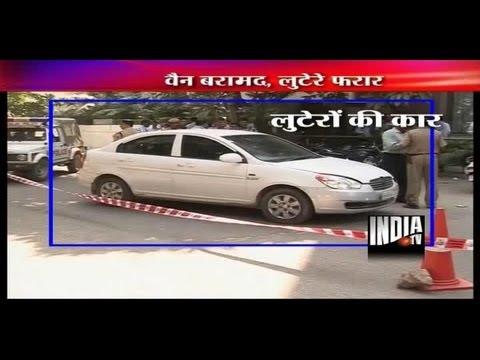 Delhi's biggest bank heist, robbers loot Rs 5.25 crore