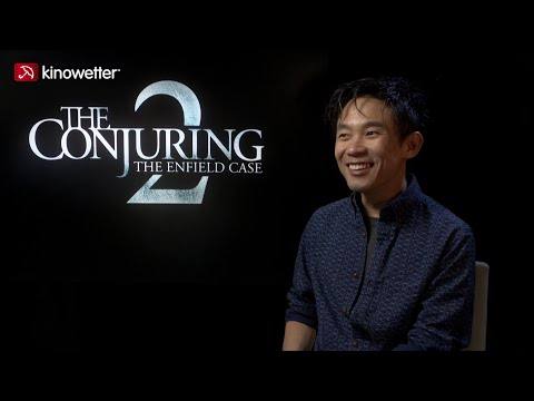 Interview James Wan THE CONJURING 2