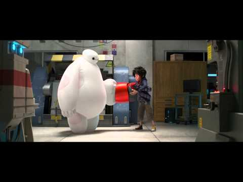 Disney's Big Hero 6 Official Us Teaser Trailer video
