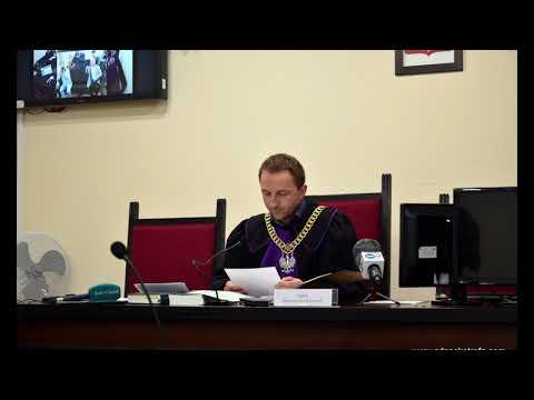Ogłoszenie Orzeczenia Sądu W Sprawie Pozwu W Trybie Wyborczym.