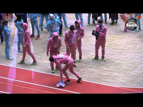 [BANGTAN BOMB] Free Dance Time in front of A.R.M.Y _140113