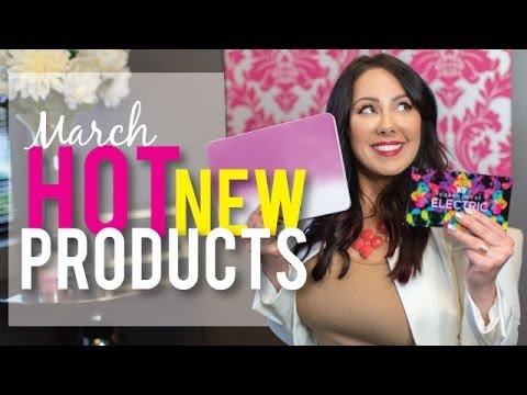 HOT New Beauty Products - March 2014 {Makeup Geek}