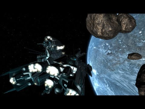 NASA To Drag Asteroid To The Moon!?!