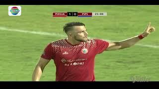 Piala Presiden 2018 : Gol Marko Simic Persija Jakarta (1) vs PSPS Riau (0)