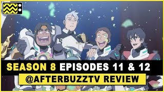 AJ LoCascio guests on Voltron Season 8 Episodes 11 & 12 Review & After Show