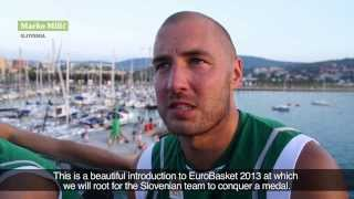 Basketball Tournament At Slovenian Sea