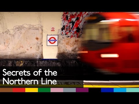 Secrets of the Northern Line