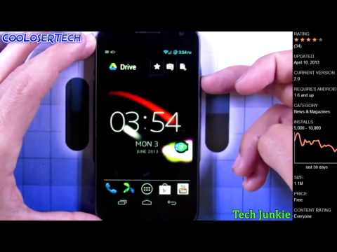 Tech Junkie The world's most popular technology news service Top App of The Week Review #2 720p