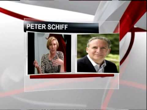News Leader, Peter Schiff, Global Strategist, Euro Pacific Capital