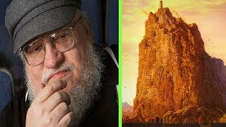 George RR Martin on the Inspiration for Casterly Rock