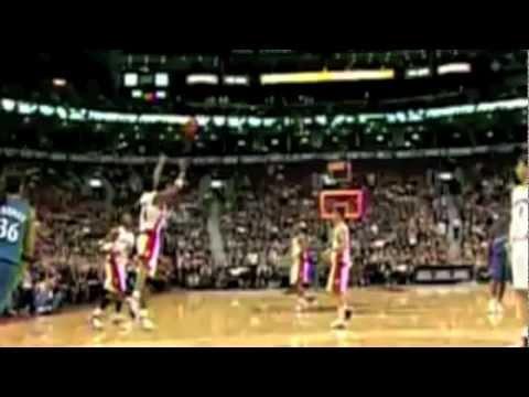 Farthest NBA Buzzer Beaters