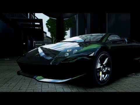 Lamborghini Murcielago LP640 2007