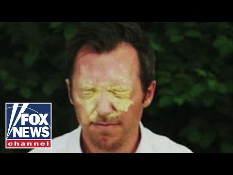 Congressional candidate: Why I pepper-sprayed myself