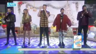 Pentatonix God Rest Ye Merry Gentlemen Live On Today