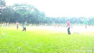 Goal keeper practice u17boys in bangladesh