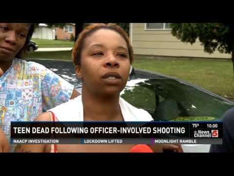Michael Brown shooting