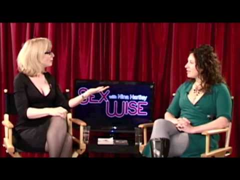 Sexwise Nina Hartley & Jamye Waxman Interview Part 1 video