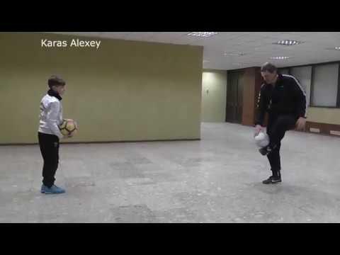 #7 Тренировка на технику.Алексей Карась.