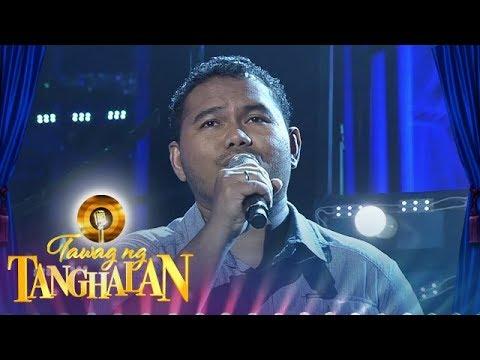 Tawag ng Tanghalan: Edmar King Angay | Dakilang Lahi