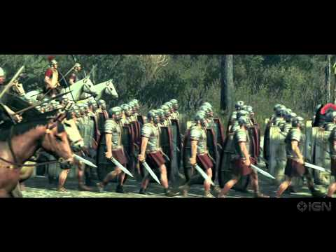 Total War: Rome II - Perils of Empire Trailer