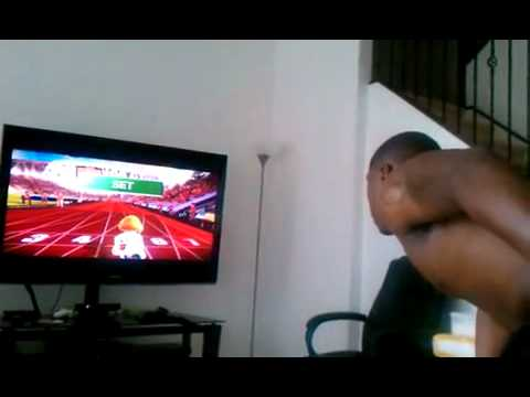 Fastest Man Alive On Xbox Kinect-Kinect Sports Track